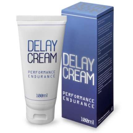 Creme Retardante Cobeco Delay Cream 100 ml,352059