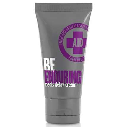 Creme Retardante Velv'or Aid BeEnduring Pénis Delay Cream 45 ml,352061