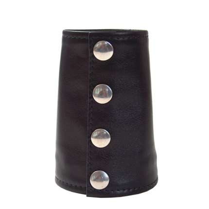 Bracelete Gauntlet Carteira Zip Couro Mister B S,132009