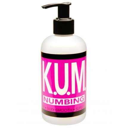 Lubricant Water K. U. M. Numbing 250 ml 316025