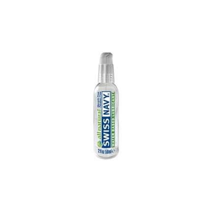 Lubrificante Água Swiss Navy All Natural 59 ml,316022