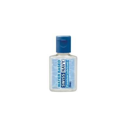 Lubricant Water Swiss Navy Mini 20 ml 316029