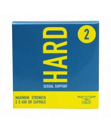 Mister B HARD Sexual Support x 2 910202 Mister B Produtos Descontinuados