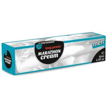 Creme Retardante Long Power Marathon Ero para Homem 30 ml,352070
