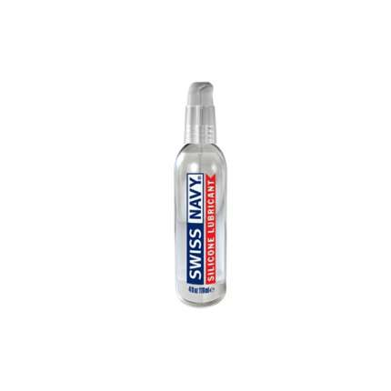 Lubrificante Silicone Swiss Navy 118 ml,315012