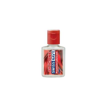 The lubricant Silicone Swiss Navy Mini 20 ml 315011