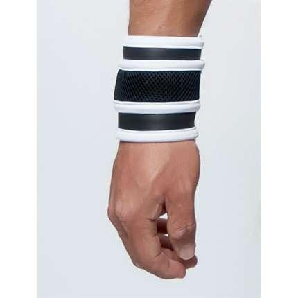 Wrist wallet, Mister B Neoprene Black and White 132010