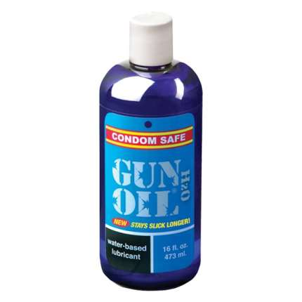 Lubricant Gun Oil H2o Slicker 473 ml 316030