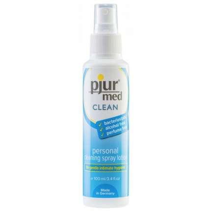 Cleaner Toys Pjur Med Clean 100ml 355003