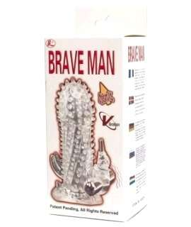 Sleeve for Penis Brave Man Test MPS