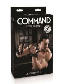 Conjunto de Suspensão SR Command, Kit de Bondage , Command by Sir Richards , welcomelover