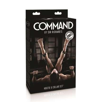 Conjunto de Contenção Hogtie & Collar SR Command,332030