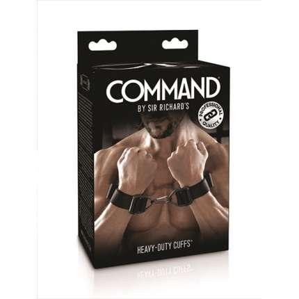 Algemas Heavy Duty Cuffs SR Command,332034