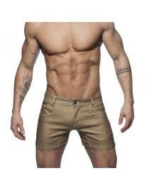 Shorts Addicted Metal Short Gold 500155