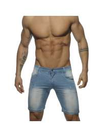 Shorts Addicted Mid Length Short Jeans 500161