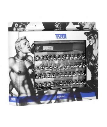 Trela Neoprene Tom of Finland Leash,135358